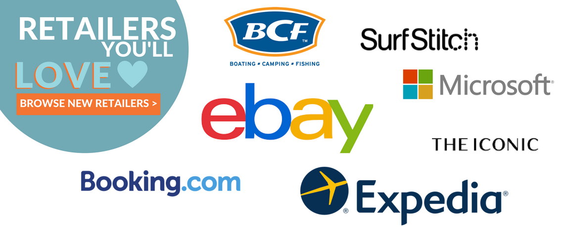 Shop online Australia. Browse our retailers. New merchants added weekly