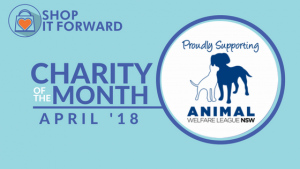 Animal Welfare League NSW Australian Charity of the Month