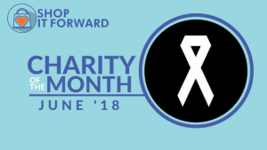 Shop it Forwards Charity of the Month - White Ribbon Australia