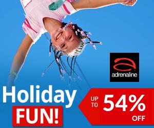 Holiday Fun Adrenaline Family Adventures