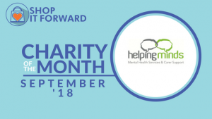 HelpingMinds Australian Charity of the Month