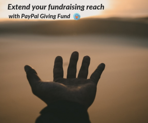 PayPal Giving Fund Australia at Shop it Forward