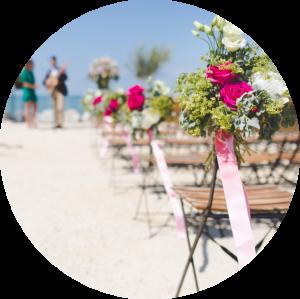 Wedding Parties & Events